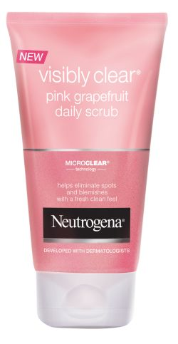 NEUTROGENA Visibly Clear peeling grapefruit 150ml