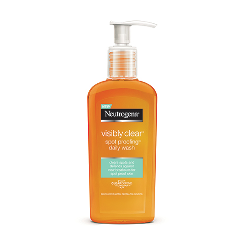 NEUTROGENA spot proofing daily wash2
