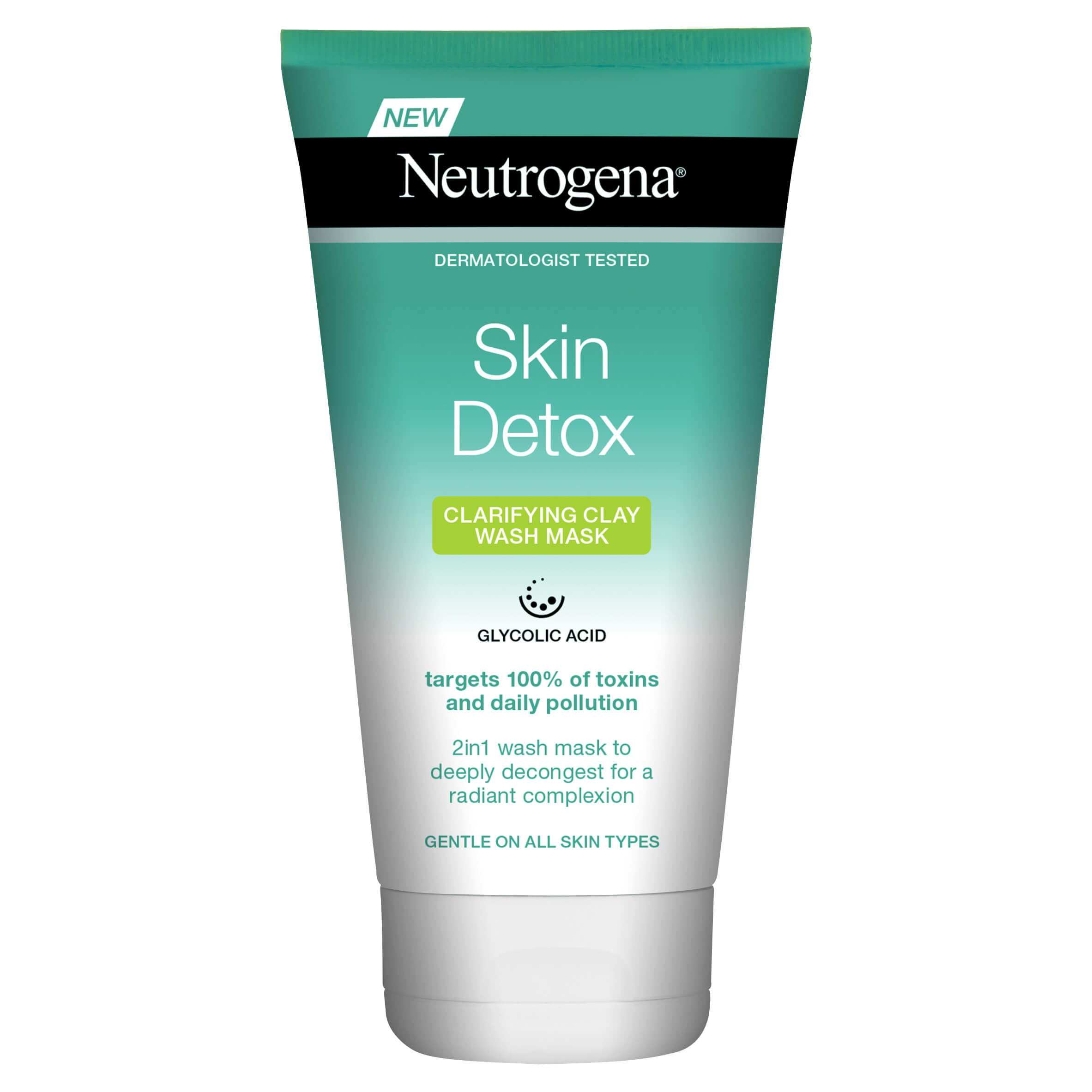 NTG SkinDetox WashMask 150ml bez stinu