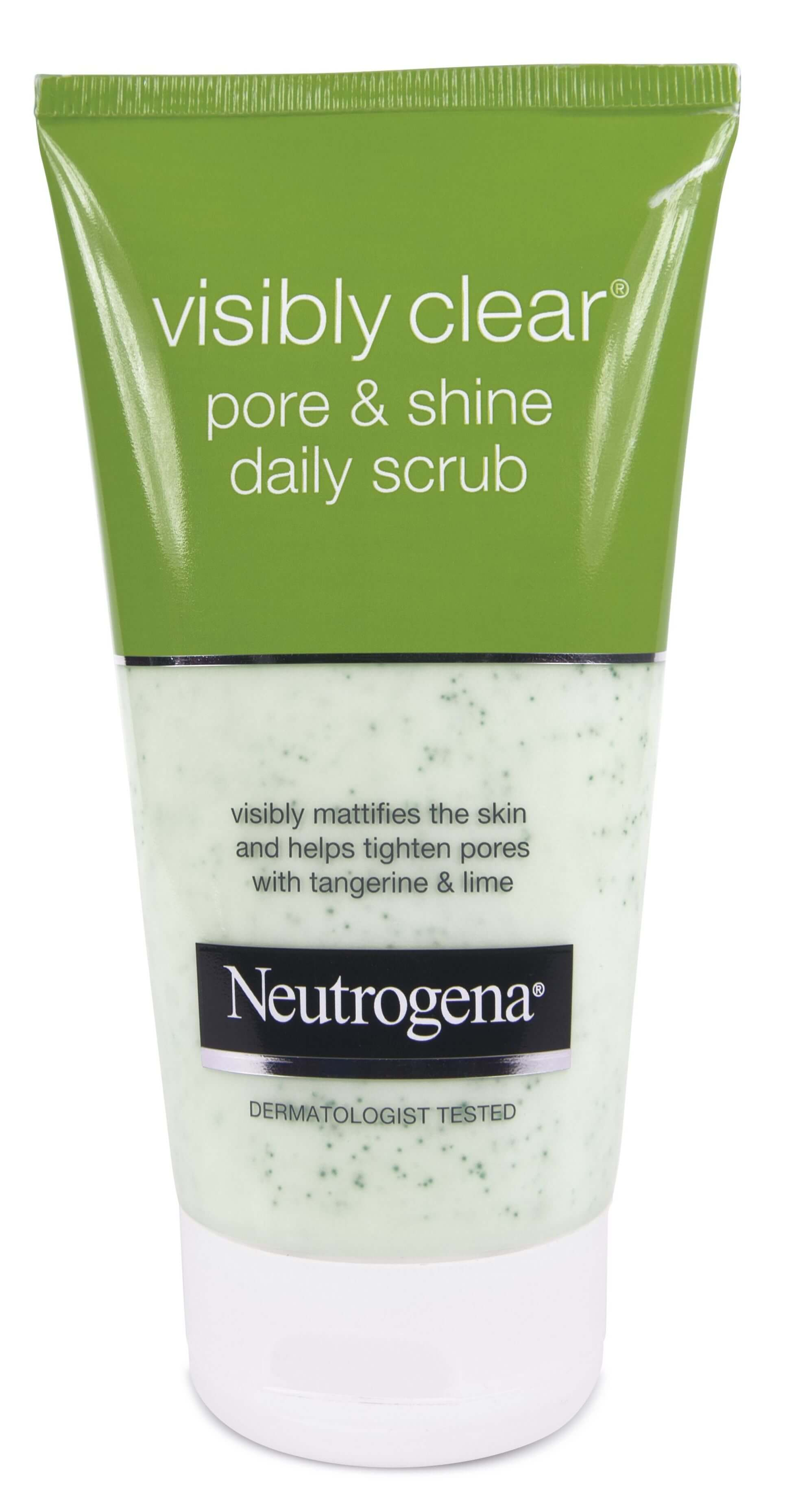 VisiblyClear PS Daily Scrub